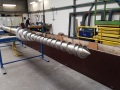 Schroef-as inconel 625 9 meter